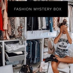 Fashion Mystery Box 5⭐ Rated